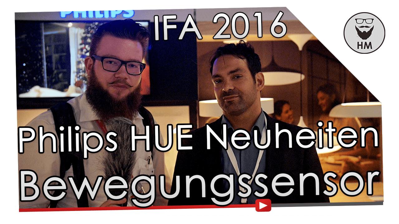 Interview mit Olver Klug, Philips IFA 2016