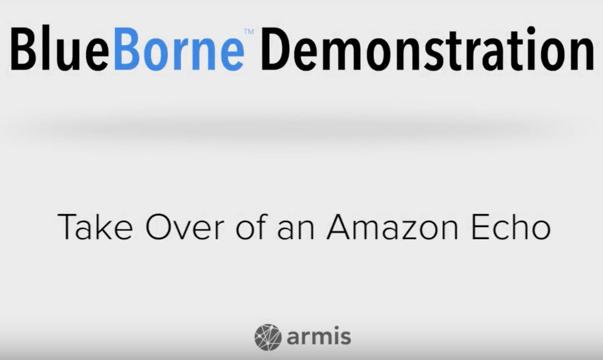 BlueBorne-Amazon-Echo-Alexa-Bluetooth-Sicherheitsluecke