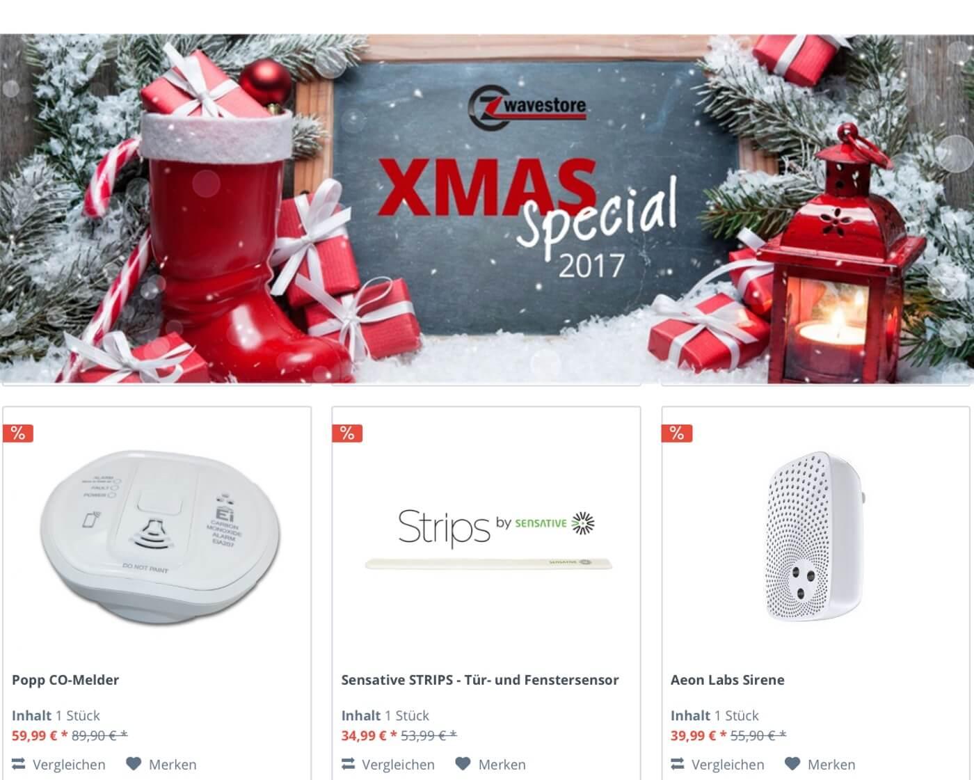 zwavestorede-xmas-special-weihnachten