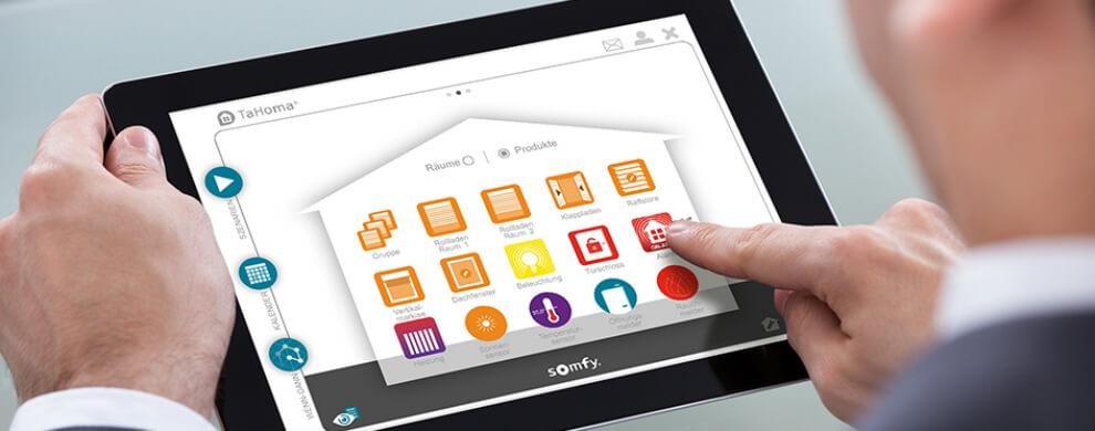 Somfy TaHoma: Unterstützung für Apple HomeKit kommt Mitte 2019