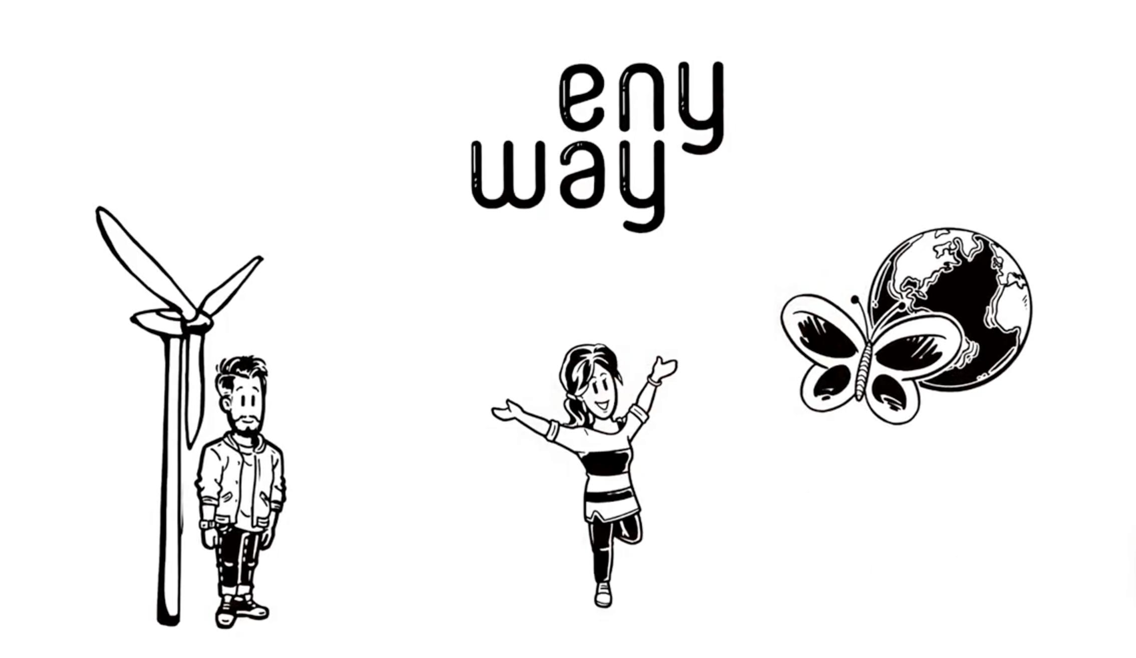Enyway - Energie-Start-Up als Marktplatz für Ökostrom