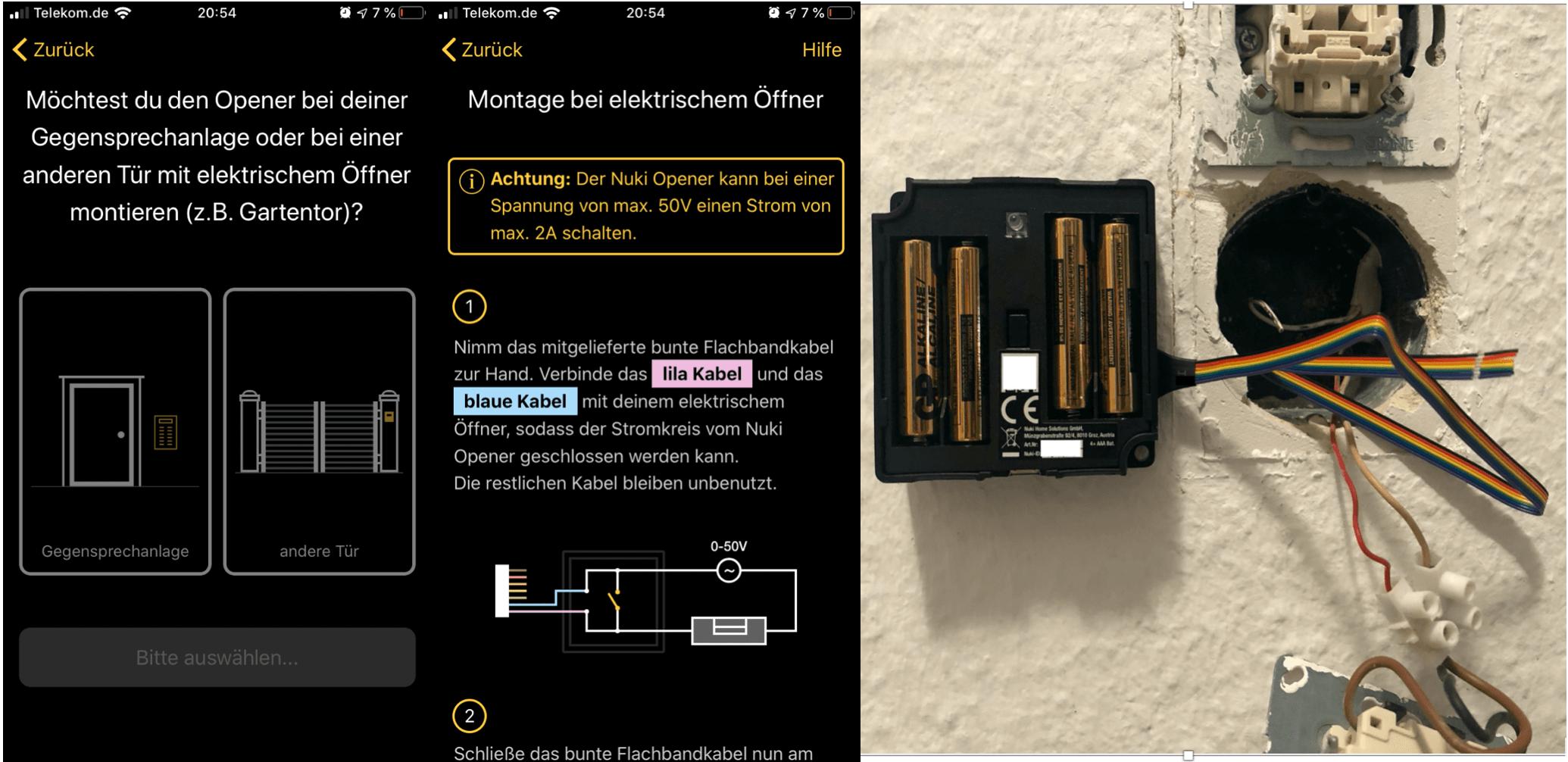 Smarter Tür-Allrounder: Der Nuki Opener im Test   Siio ...