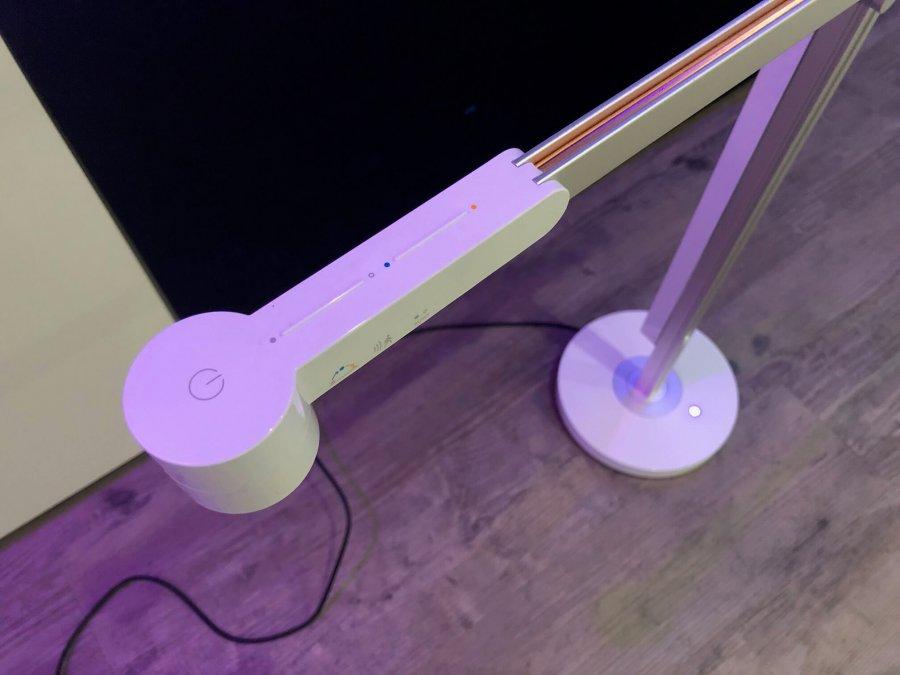 Dyson Lightcycle Test
