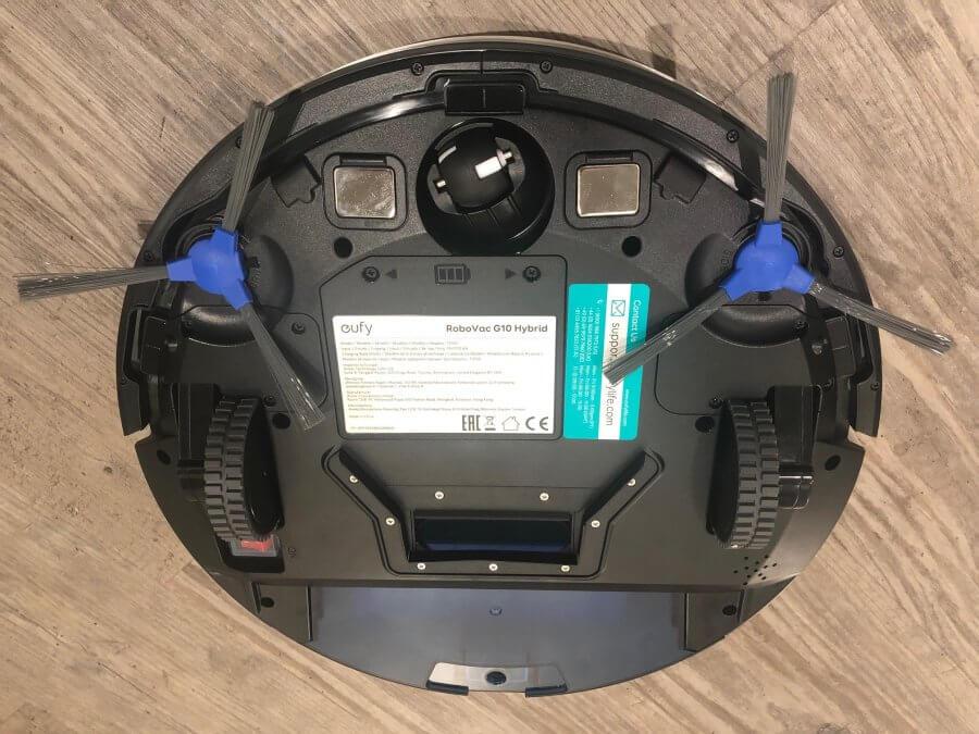 eufy RoboVac G10 Hybrid Test