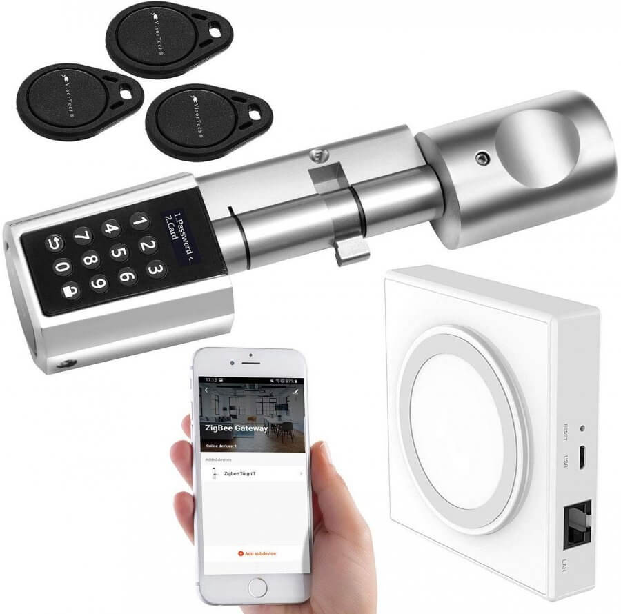 VisorTech Smart Lock