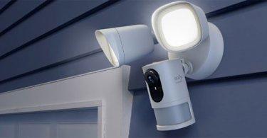 Eufy: Sicherheitskamera mit Scheinwerfern jetzt hierzulande erhältlich