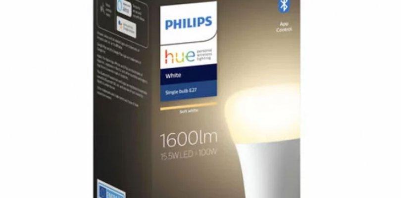 Philips Hue: E27-Leuchtmittel mit 1.600 Lumen kommt