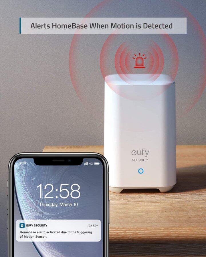 eufy Security Bewegungssensor