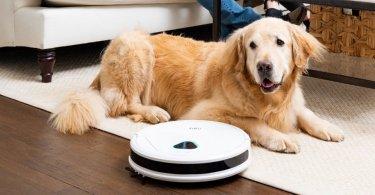 Trifo Max: leistungsstarker Saugroboter und intelligenter Wachhund in einem